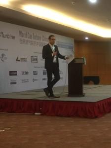 VM at china conference