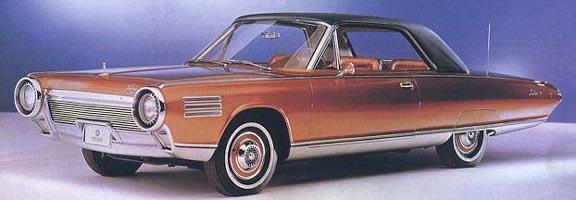 Figure 2 - Chrysler Gas Turbine, 1962