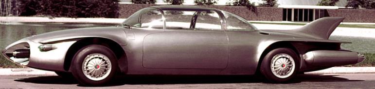 Figure 1 - GM Firebird II