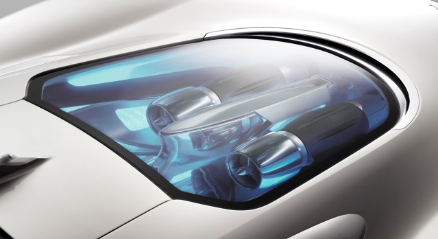 Figure 4 - Jaguar C-X75 GT