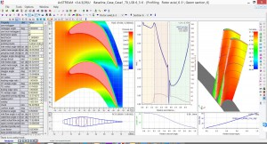 BladeProfiling-Turbomachinery-Design-Software