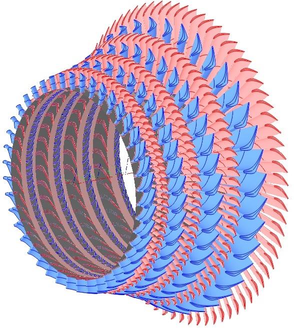 Gas turbine image