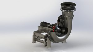 Centrifugal Compressor for Refrigeration