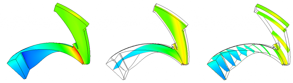 CFD Analysis Results using AxSTREAM