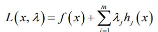 lagrange's function 1