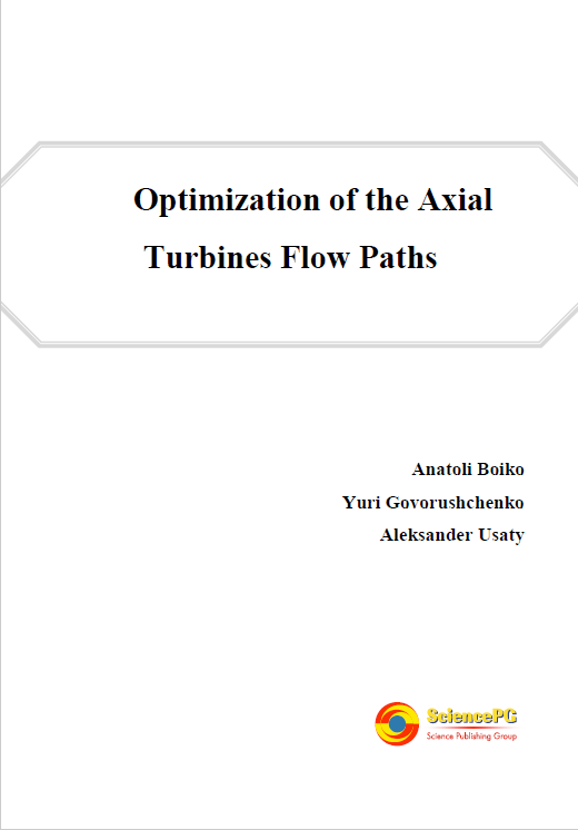 Cover Title - Axial Turbine Flow Paths