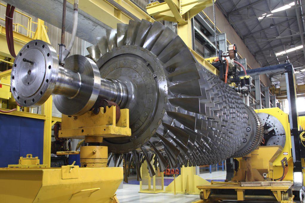 Axial Compressor Rotor