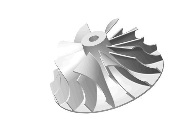 Micro Turbine Compressor