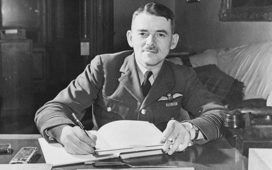 Frank Whittle - Image Courtesy of The Telegraph