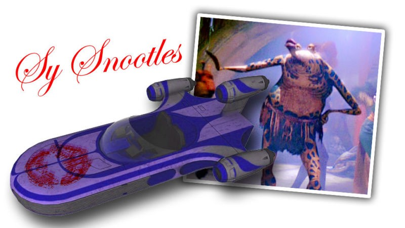 Sy Snootles Signature Edition