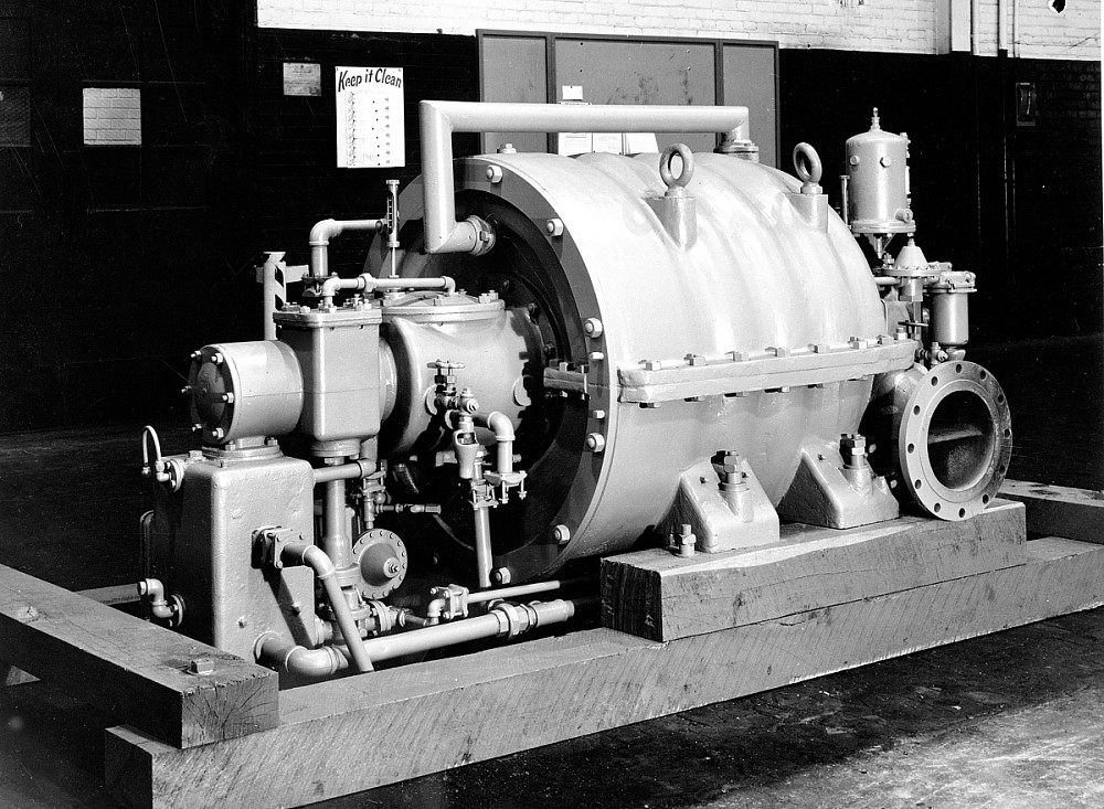 Carrier Centrifugal Compressor Design