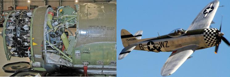 Pratt and Whitney Engine