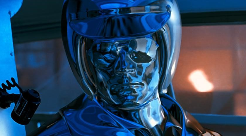 Picture 1 – T-1000 from Terminator 2