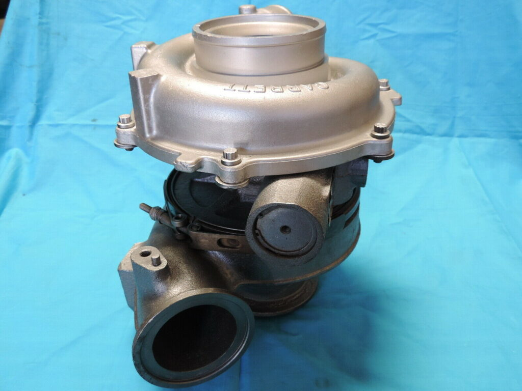 Remanufactured Garrett Turbo