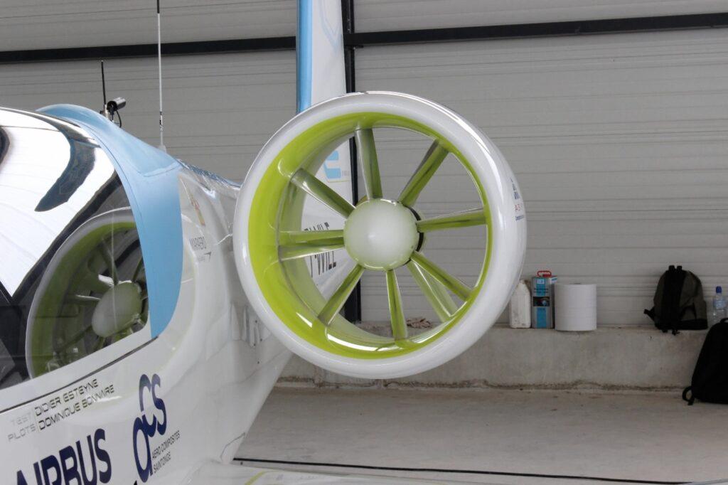 Figure 2: E-Fan ducted fan (Varmin, 2014)