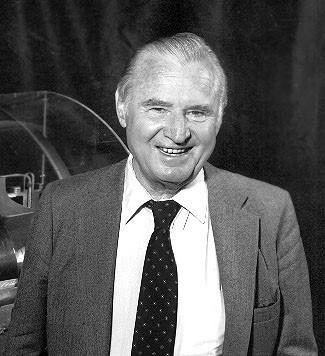 Dr. Hans von Ohain