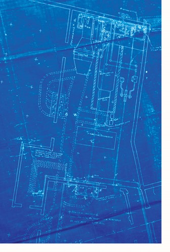 The blueprints of Carrier's first air conditioning system